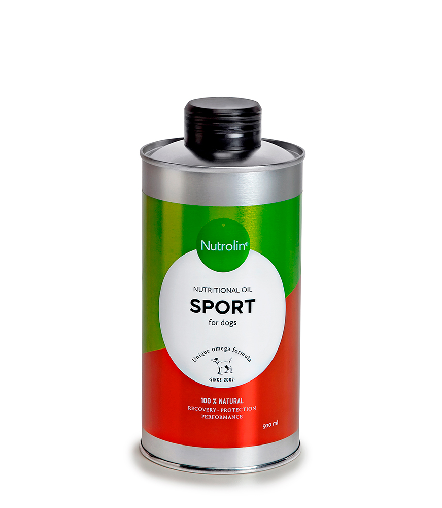 Nutrolin Sport, 500 ml