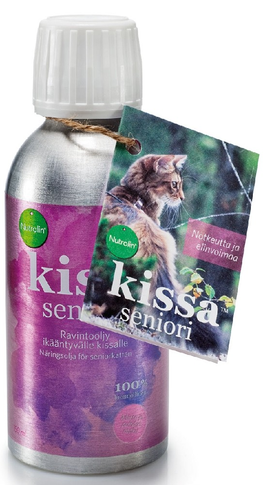 Nutrolin Kissa Seniori 150 ml