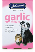 Johnson's Garlic Tablets - valkosipulitabletit 40 tabl