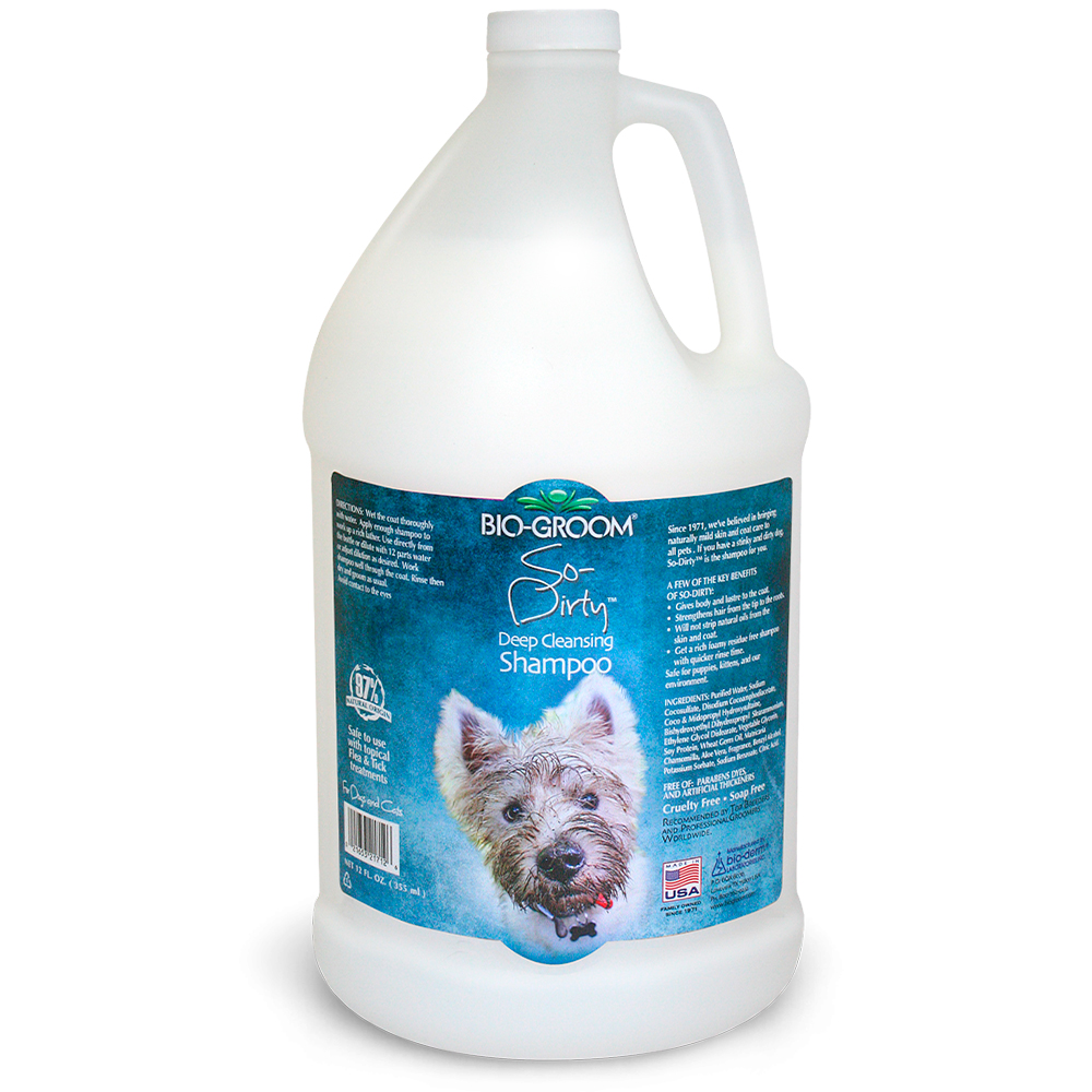 Bio-Groom So Dirty Shampoo 355 ml