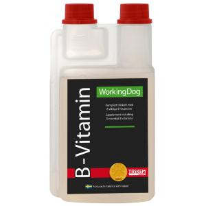 Trikem WorkingDog B-vitamin, 500 ml