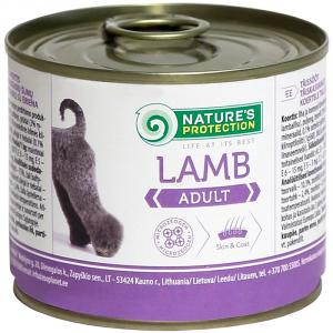 200 g Nature's Protection Dog Adult Lammas, säilyke