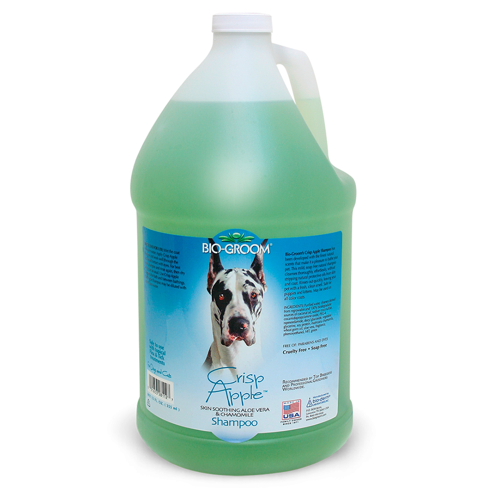 Bio-Groom Shampoo Crisp Apple 3,8 l