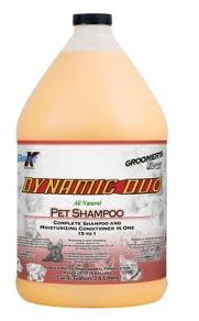 Groomer's Edge Dynamic Duo Shampoo/Conditioner 3,8 l