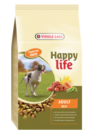 Versele-Laga Happy Life adult Beef 15 kg