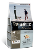 Pronature Holistic -Atlantin Lohi & tumma riisi 13,6 kg