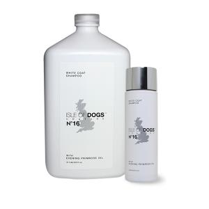 Isle of Dogs Shampoo N°16 White Coat 1000 ml