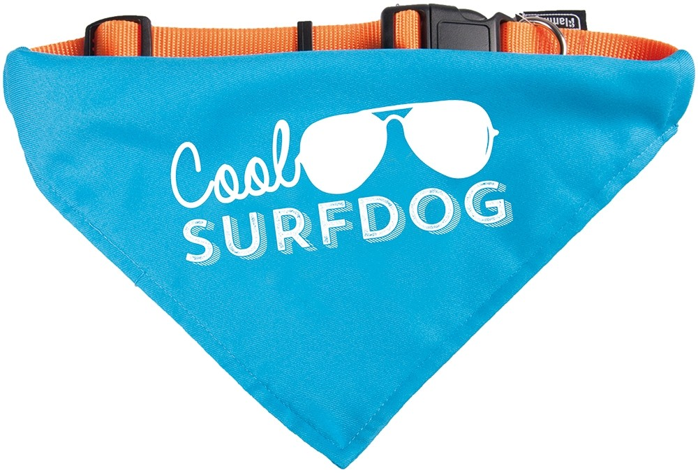 Karlie Cool Surfdog -bandana 22/35cm x 10 mm