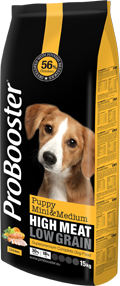 15 kg ProBooster Puppy Mini & Medium