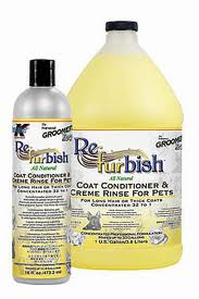 Groomer's Edge Re-Fur-Bish Conditioner 3,8 l