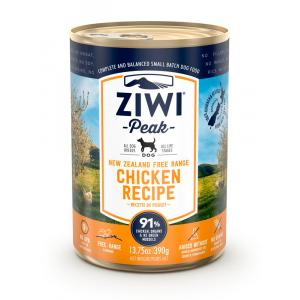 Ziwi Peak Säilyke Dog New Zealand Chicken, 390g