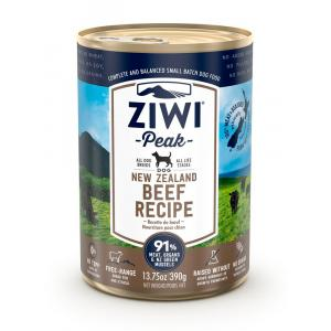 Ziwi Peak Säilyke Dog New Zealand Beef, 390g